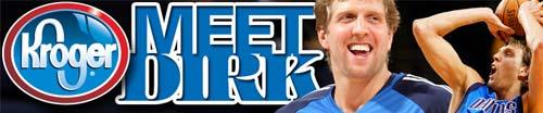 Meet Dirk Nowitzki!