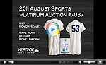 1967 Don Drysdale Game Worn Los Angeles Dodgers Jersey.